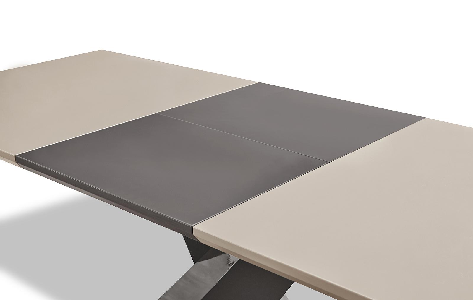 Стол ESF T15687 Кремовый/Серый