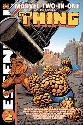 Essential: Marvel 2 in 1 vol. 2