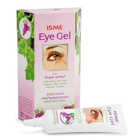 Гель для кожи вокруг глаз ИСМИ с экстрактом из виноградных косточек. 10гр.