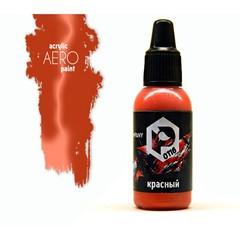Pacific.Красный (Red) AERO