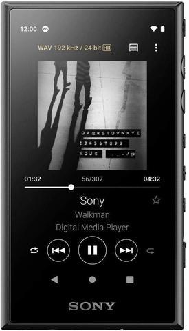 NW-A105B Hi-Res плеер Sony, 16Gb, цвет чёрный