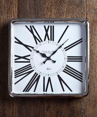 Часы настенные Roomers 45-227-36