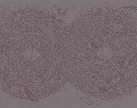 Панно Tres Tintas Art Gallery GA004C, интернет магазин Волео