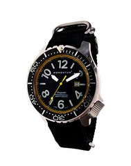 Канадские часы Momentum TORPEDO  BLAST Yellow 1M-DV74Y7B