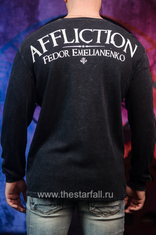 Affliction Last Emperor Fedor