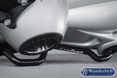 Защита кардана BMW R1200GS LC/GSA LC/RT LC/R LC/RS LC черный