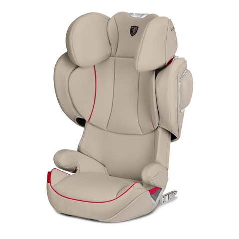 Cybex Solution Z Fix Scuderia Ferrari
