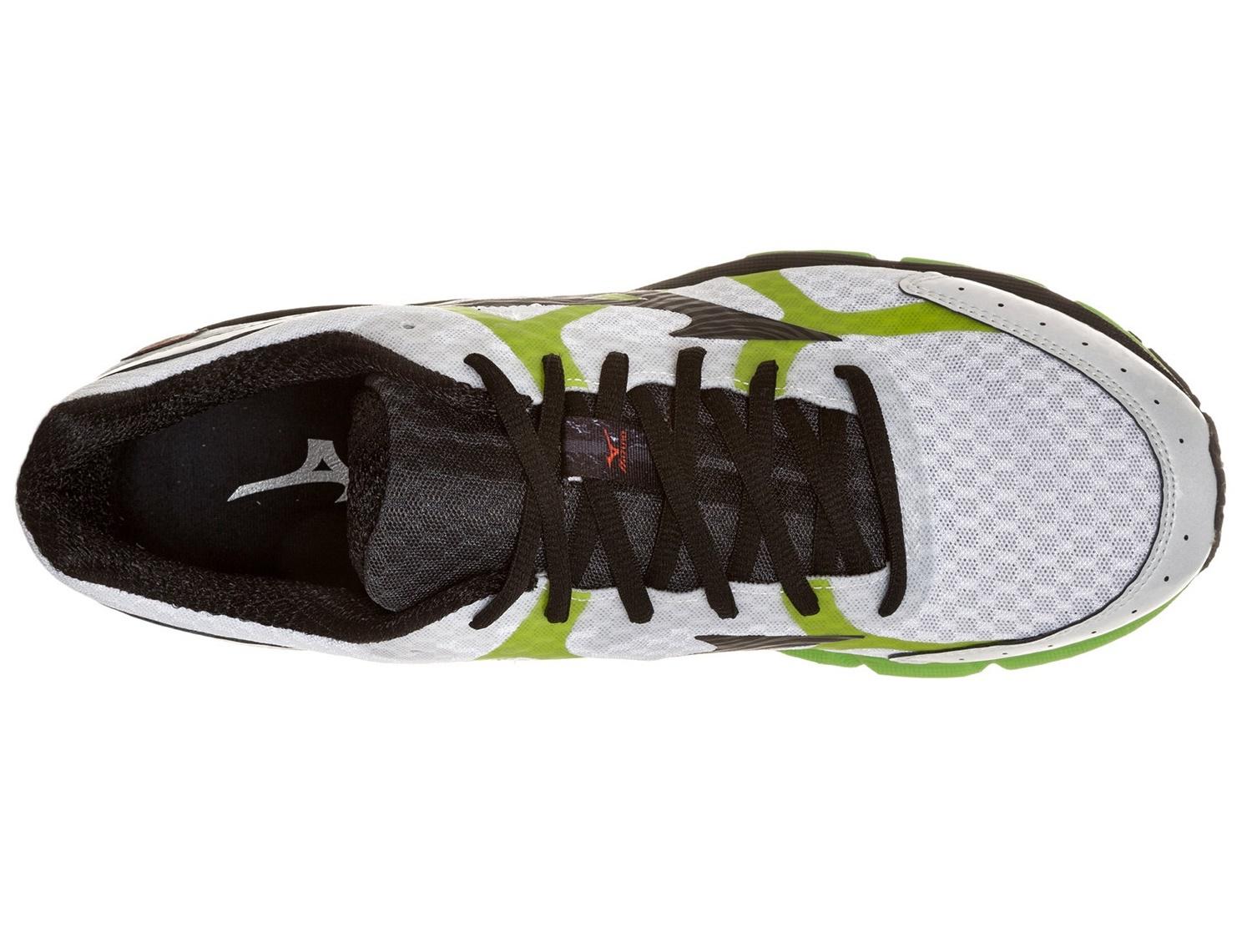 Мужские кроссовки для бега Wave Rider 17 (J1GC1403 12) белые фото сверху