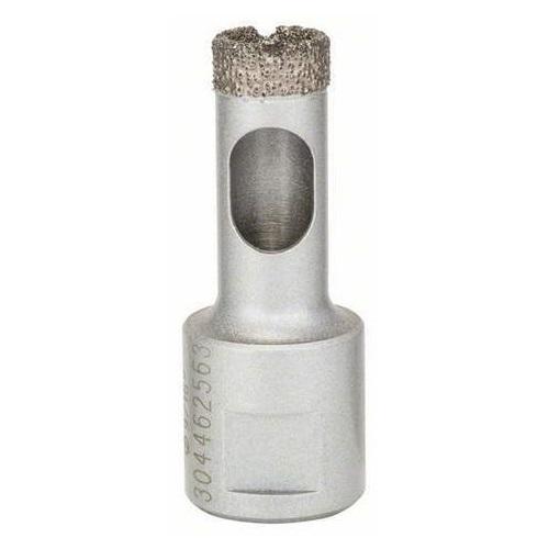 Алмазная коронка Bosch 14 мм сухое сверление для УШМ