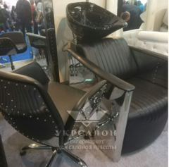Парикмахерское кресло Infinity