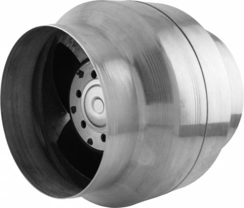 Вентилятор канальный Mmotors JSC ВОК 135/100 Т ОК (+150°С) (для камина, саун, бань, хамам)