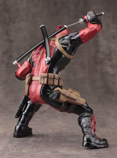 Марвел фигурка Дэдпул — Marvel Now Deadpool