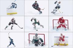 Хоккеисты НХЛ фигурки серия 7