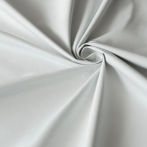 Блэкаут микрофибра негорючий белый, термотрансфер. Ш-310 см., 260 гр./м2