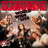 Scorpions / World Wide Live (50th Anniversary Deluxe Edition)(2LP+CD)