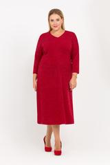 Платье Ева красное