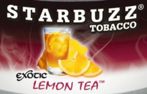 Starbuzz Lemon Tea 50 грамм