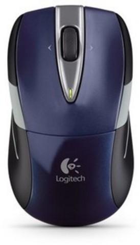 LOGITECH M525 Wireless Blue