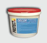 Краска моющаяся негорючая Protect Decor (Протект Декор) КМ0 (15кг)