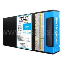 Картридж GT-5 / GT-7 GC-50C50 Cyan 500 мл