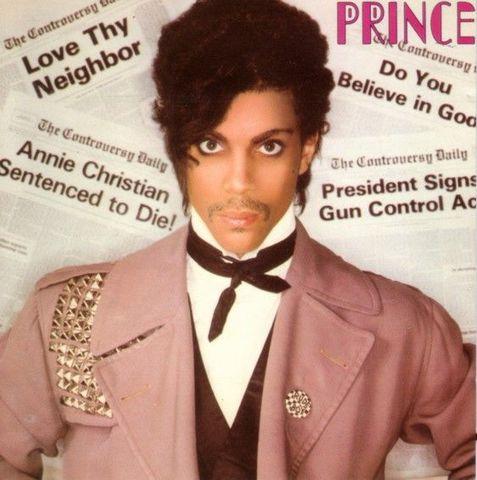 Prince / Controversy (LP)