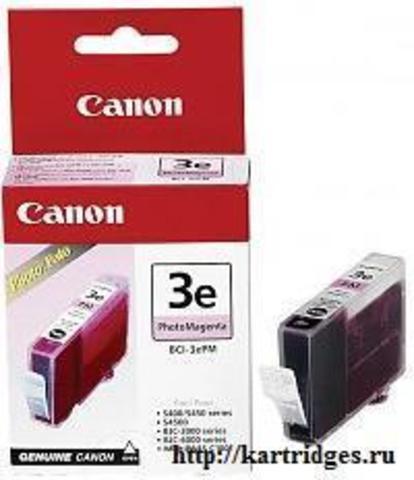 Картридж Canon BCI-3ePM