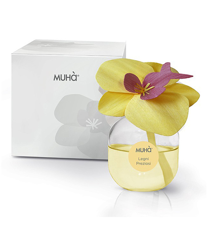Ароматический диффузор с орхидеей Драгоценные леса, Muha