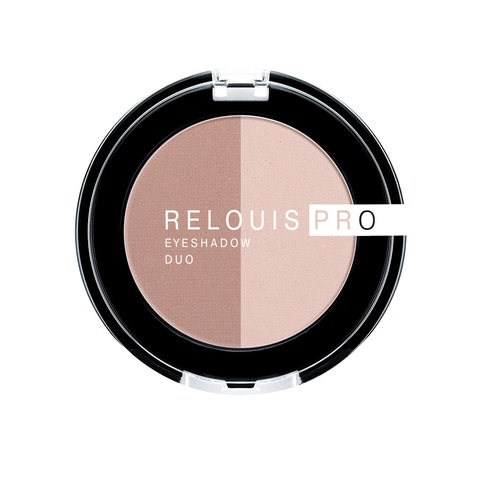 Relouis pro Тени для век Eyeshadow duo тон 101