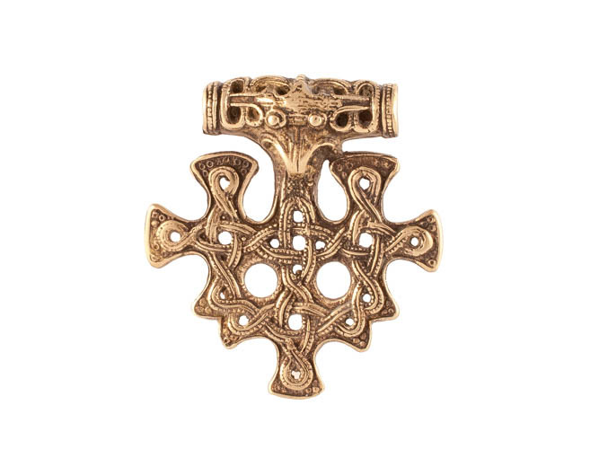 Снятые с публикации Крест викингов кулон RH-466.jpg