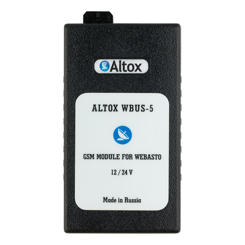GSM module Altox WBUS-5 EN (for Webasto heaters)
