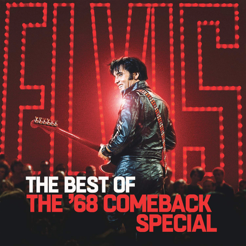 Elvis Presley / The Best Of The '68 Comeback Special (CD)