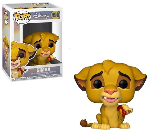 Simba Lion King Funko Pop! Vinyl Figure || Симба