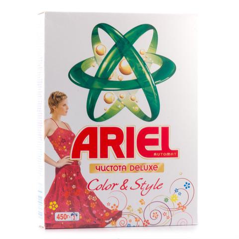 Стиральный порошок Ariel Color&Style 450г