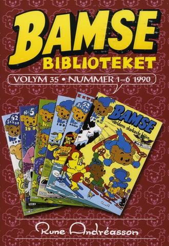 Bamse Vol. 35