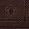 Набор полотенец 3 шт Roberto Cavalli Venezia коричневый