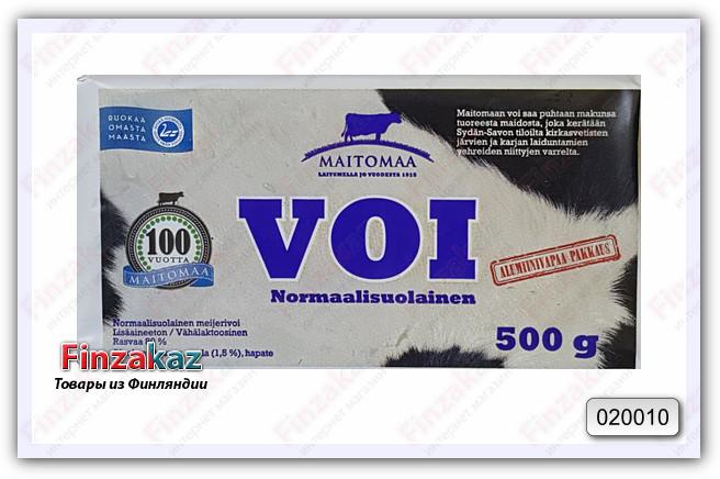 Масло Maitomaan Voi  500 гр