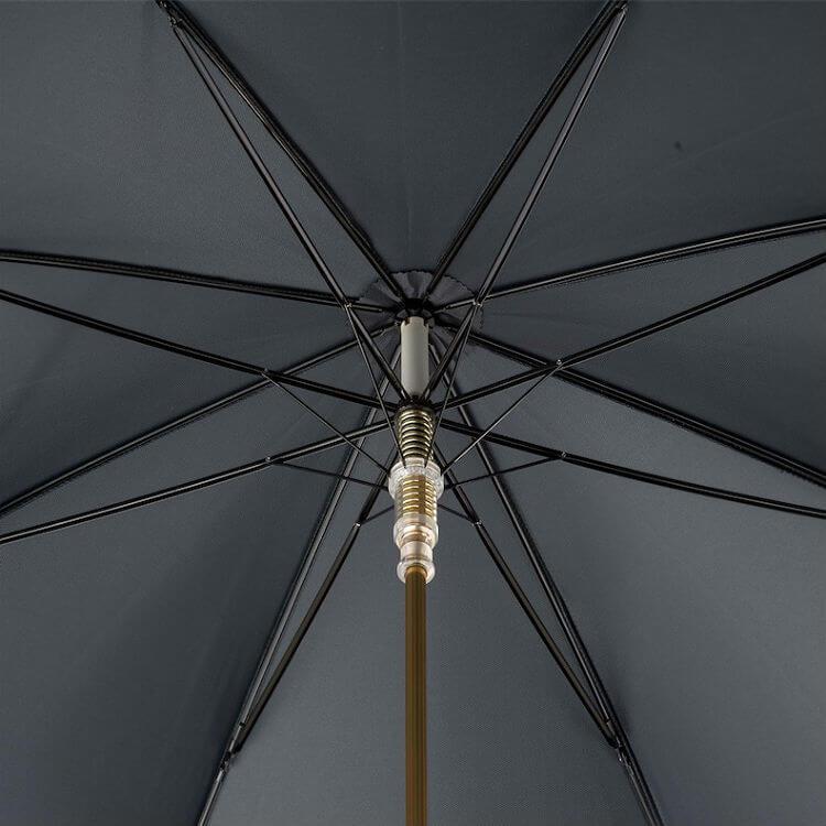 Зонт-трость Pasotti-479 OXF-18 K77RO- RED LUCIFER
