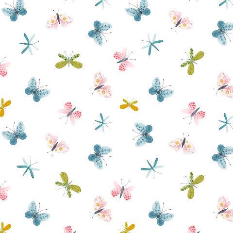 Милые бабочки