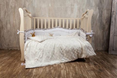 Элитное одеяло детское 100×150 и подушка 40×60 Baby Butterfly от German Grass