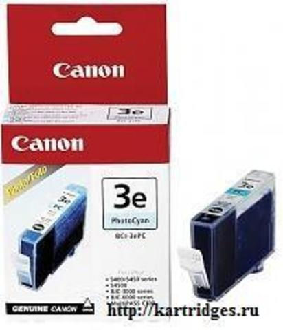 Картридж Canon BCI-3ePC