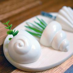 Набор для выращивания Eco Ракушки белый Экочеловеки