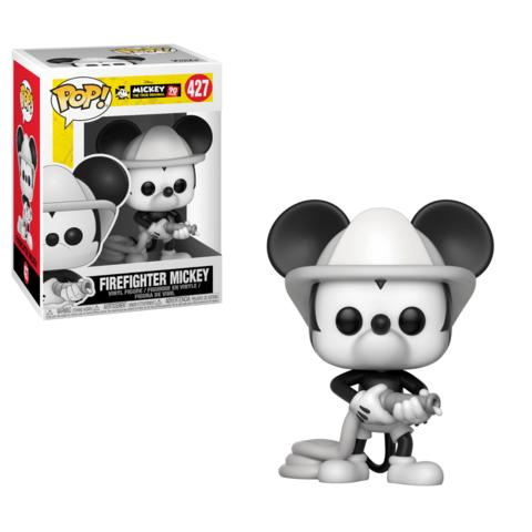 Firefighter Mickey Mouse Funko Pop! Vinyl Figure || Микки Пожарный