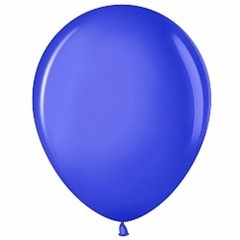 МЛ 10'' Синий (250), пастель, 100 шт.