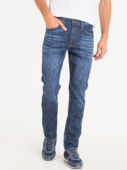 BJN004699 джинсы мужские, дарк