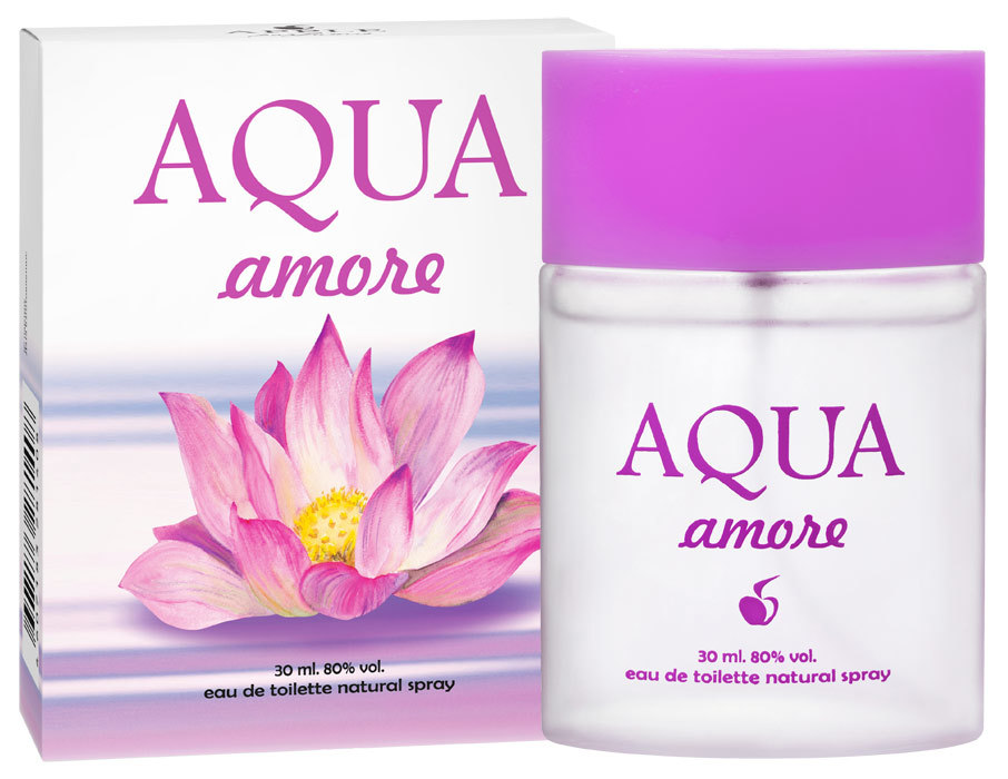 AQUA Amore, Apple parfums