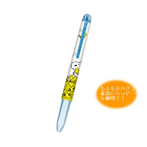 Ручка Pilot / Sun-Star Hi-Tec-C Coleto N 4 Snoopy (SN2)