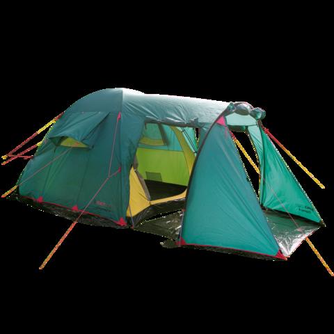 Палатка BTrace Osprey 4 (зеленый)