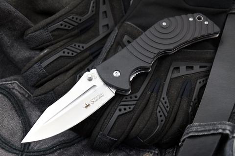 Складной нож Bloke Z 440C Satin