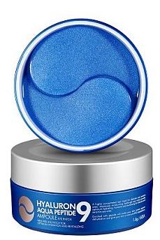 MEDI-PEEL Hyaluron Aqua Peptide 9 Ampoule Eye Patch патчи для глаз