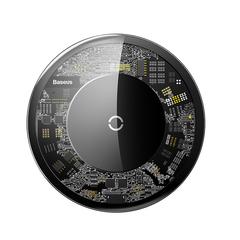 Беспроводное зарядное устройство Baseus Simple Wireless Charger Crystal